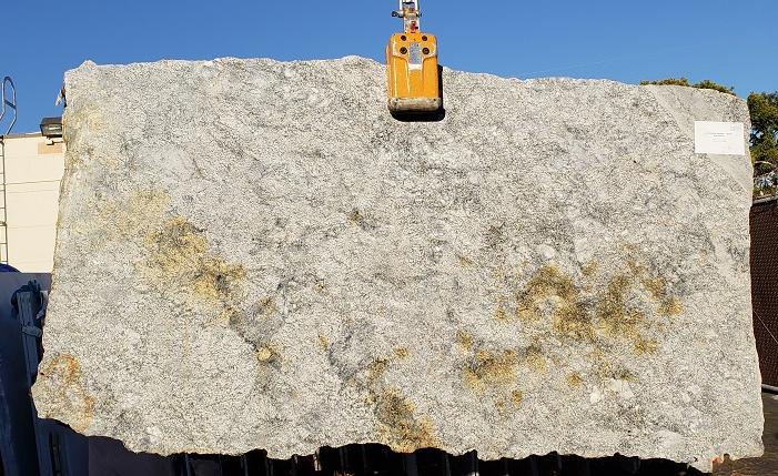 Blue Paradise full granite slab