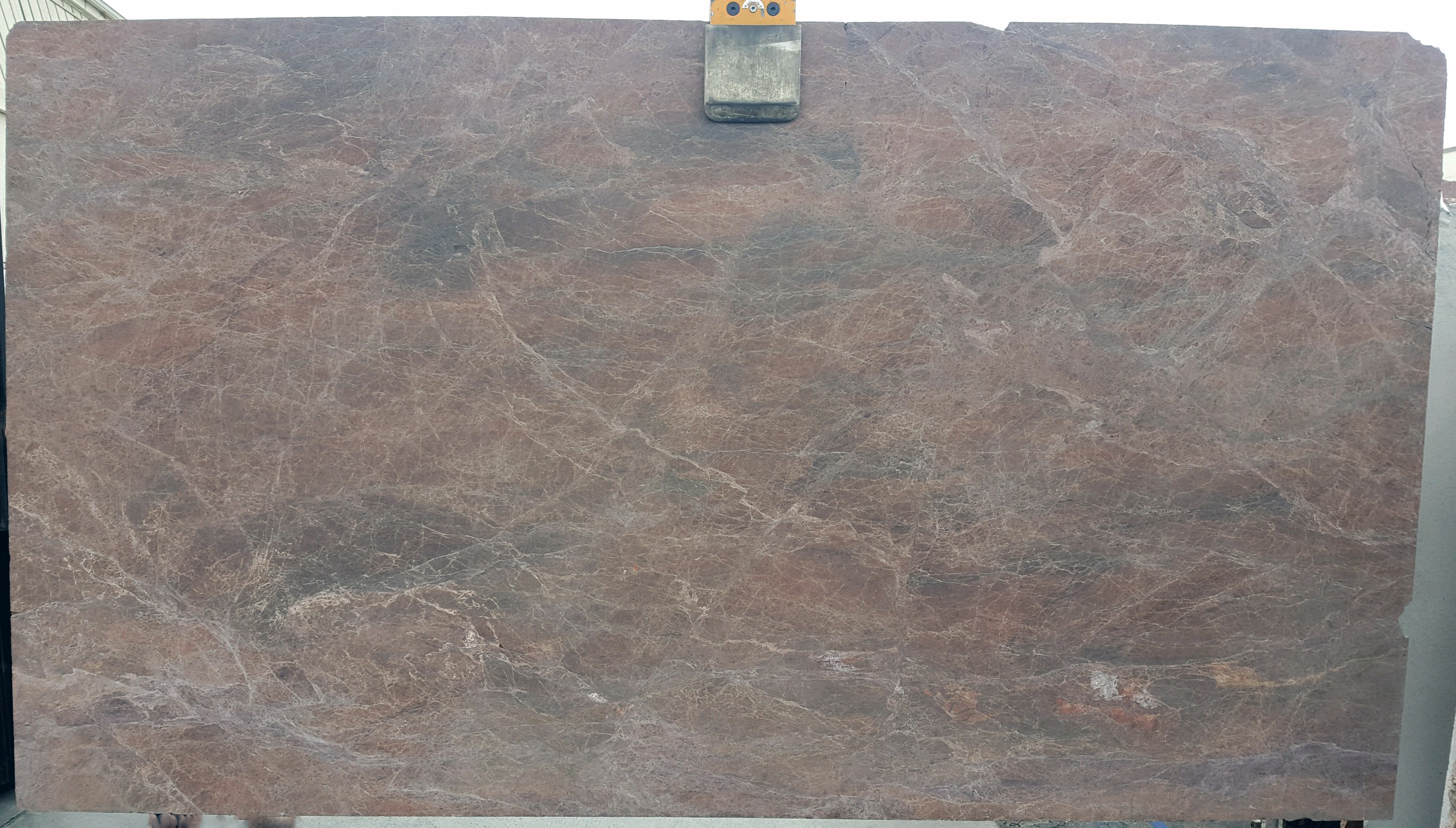 Brown Chocolate full granite slab