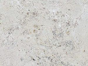 Cashmere White granite slab