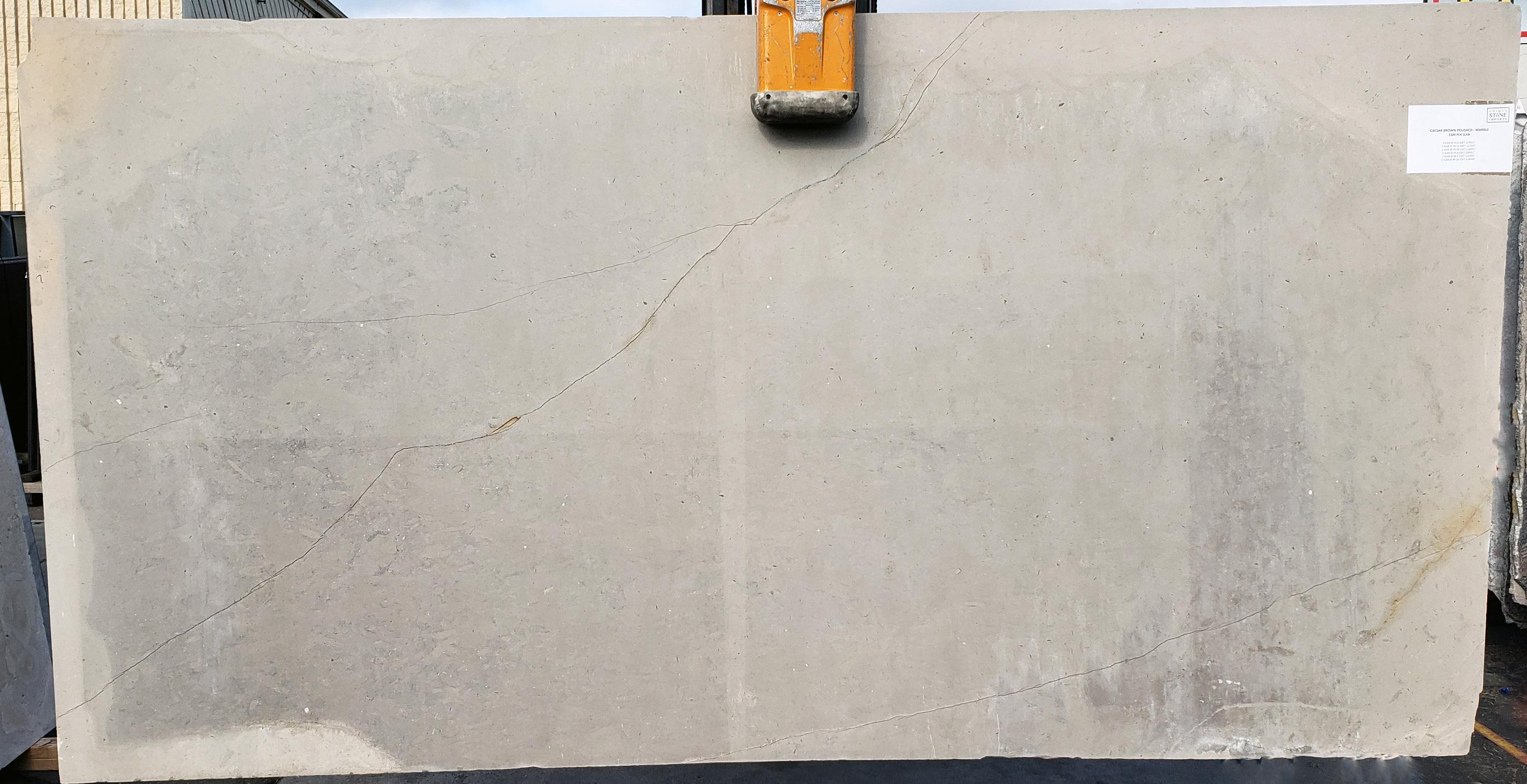 Ceasar Brown full marble slab