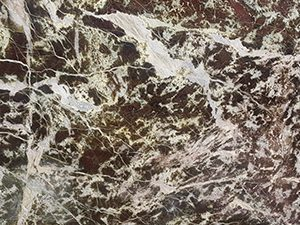 Chandon Rouge granite slab