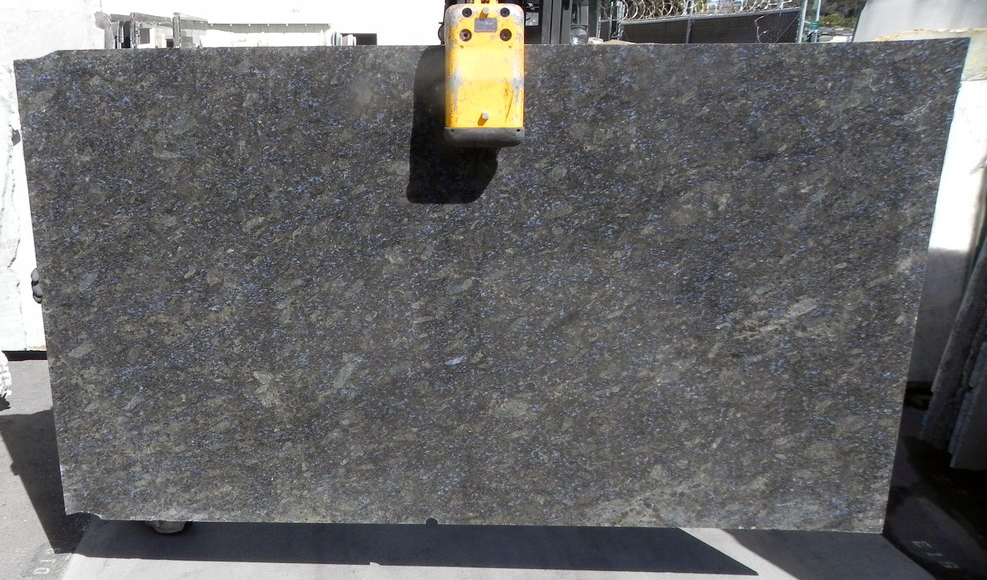 Farfalla Blue full granite slab