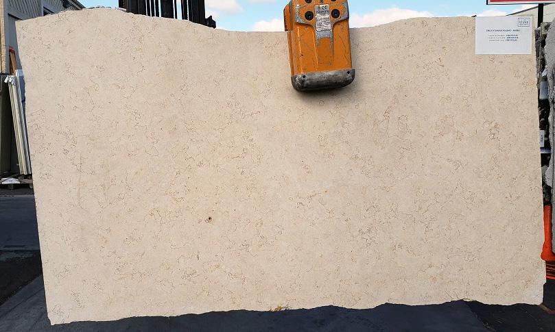 Giallo Atlantide full marble slab