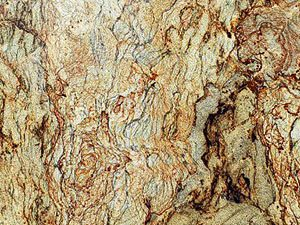 Golden Crystal granite slab