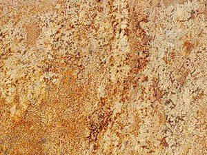 Golden Persia granite slab