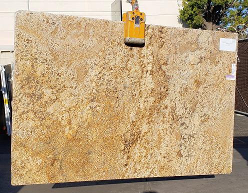 Golden Persia full granite slab