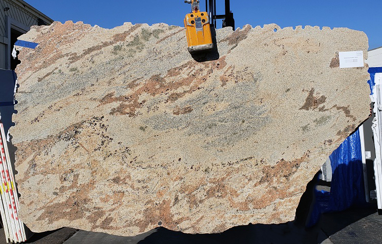 Indian Pihraha full granite slab