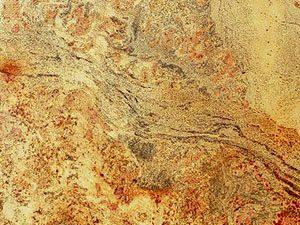 Juparana Champagne granite slab