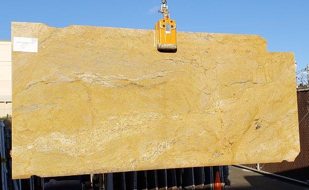 Juparana Classico Extra full granite slab