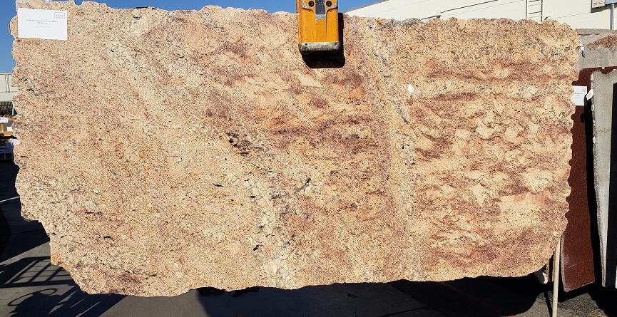 Juparana Florence full granite slab