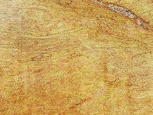 Sahara Gold granite slab