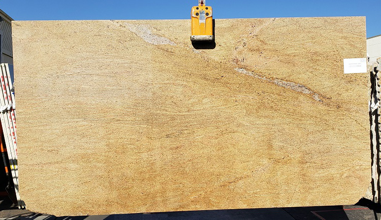 Sahara Gold full granite slab