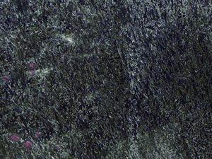 Silhouette Black granite slab