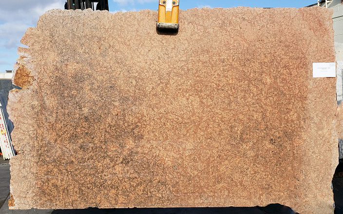 Summer Brown full marble slab