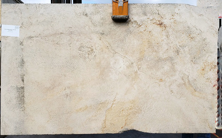 Suncast full travertine slab
