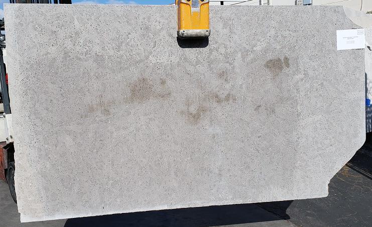 Velvet Taupe full limestone slab
