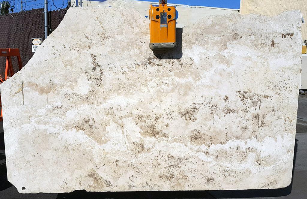 Terralight full travertine slab