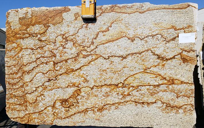 Veniz Tropical full granite slab