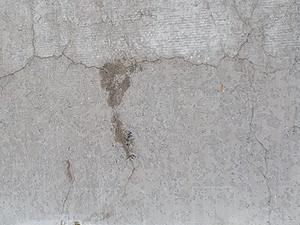 Velvet Taupe brushed limestone slab