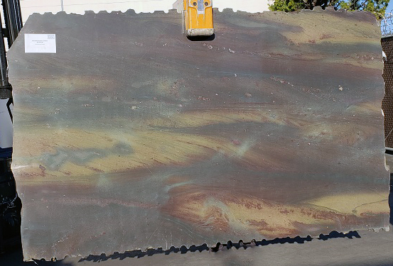 Wild Wine full granite slab
